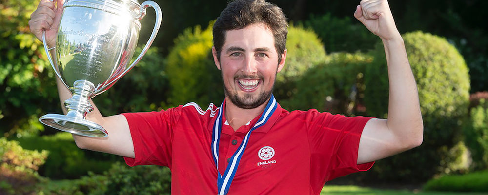 Alfie Plant - European Amateur Champion 2017