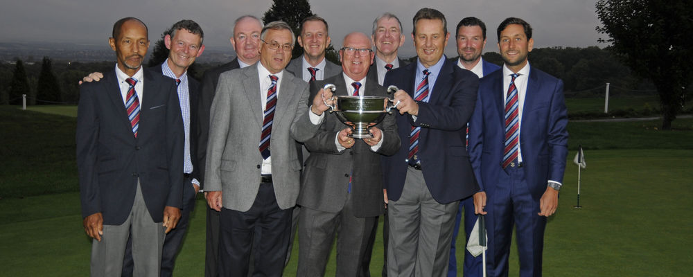 West Kent Trophy Team - Winners 2017